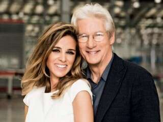 Richard Gere set to become dad again