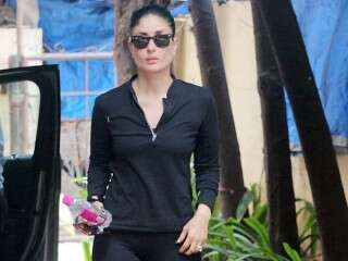Kareena Kapoor Khan is happy with her fitness journey