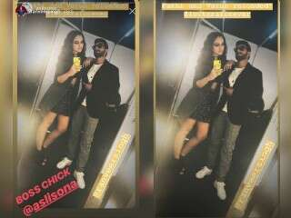This selfie of Ranveer and Sonakshi is on point