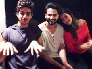 Ishaan Khatter on sister-in-law Mira Rajput's first ad