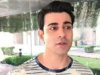 Gautam Rode talks about his comeback on TV