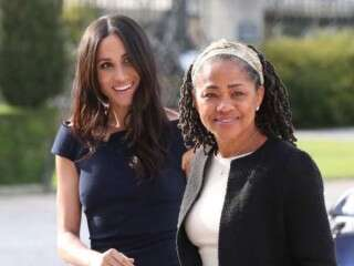 Is Meghan Markle's mother planning to move to the UK?