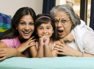Mom's lifespan key to daughter's longevity