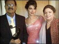Priyanka Chopra pays tribute on her father's birthday