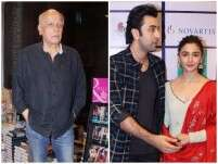 Mahesh Bhatt on Alia Bhatt's wedding with Ranbir