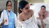 Amitabh Bachchan scared of Alia, Deepika and Anushka!