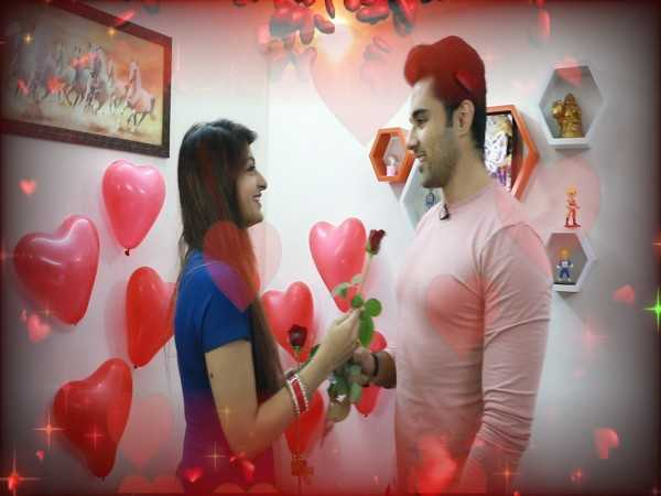 Abhishek Bajaj gets romantic on Valentine's Day
