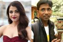 Man calls Aishwarya Rai Bachchan his mom, could face action