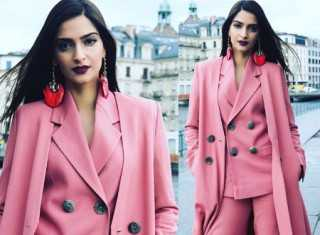 Sonam Kapoor just introduced us to 'dark nude' colour