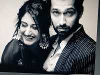 Surbhi Chandna's funny message for Nakuul Mehta