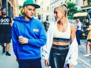 Justin Beiber reacts to question on Hailey Baldwin's pregnancy
