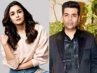 Alia Bhatt: Talking to Karan Johar refreshes me