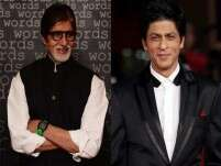 Amitabh Bachchan and Shah Rukh Khan back together for a film?