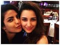 Parineeti Chopra joins Priyanka Chopra for her bachelorette
