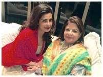 Priyanka Chopra is having a gala time with mom in Paris