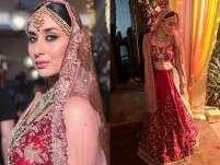 Kareena Kapoor Khan looks gorgeous as a beautiful bride