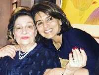 Neetu Kapoor's heartfelt message for Krishna Raj Kapoor
