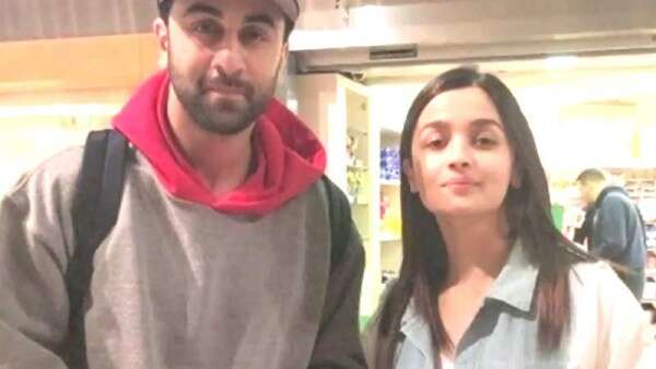 Ranbir Kapoor and Alia Bhatt spotted together in New York
