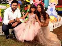 Abhishek Bachchan reveals the first film Aaradhya watched