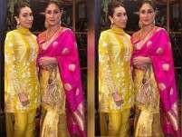 Karisma and Kareena set sister style goals