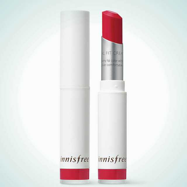 3.	Innisfree Real Fit Creamy Lipstick