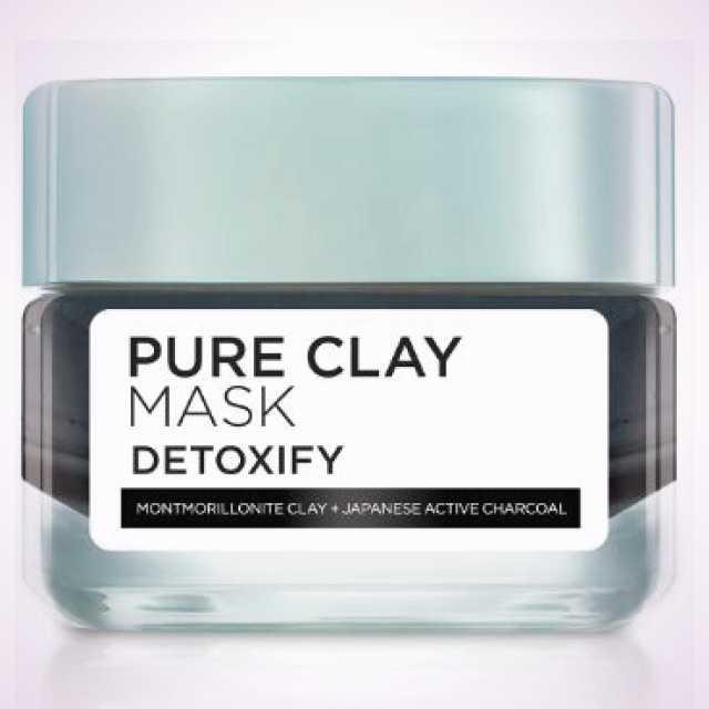 L'Oréal Paris Pure Clay - Charcoal Mask