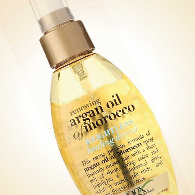 OGX Moroccan Weightless Dry Oil