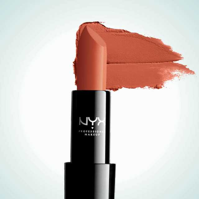 6.	NYX Professional Makeup In Your Element Lipstick.