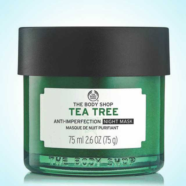 The Body Shop Anti Imperfection Night Mask