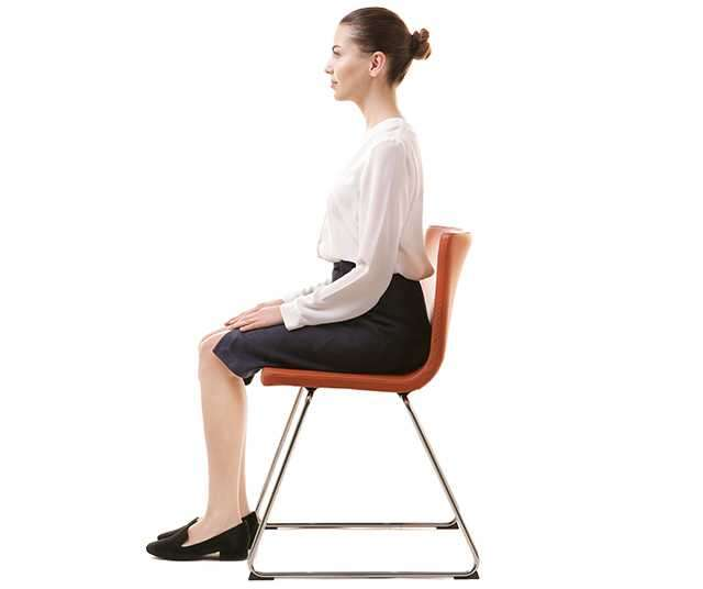 Get your posture right