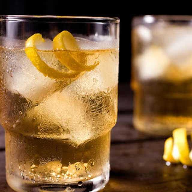 Whisky royale