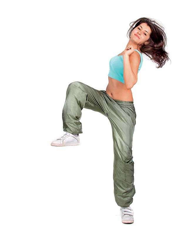 Hip-Hop Yoga for health