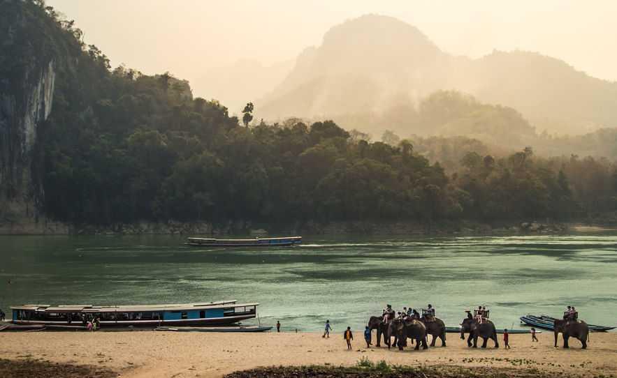 Luang-Prabang-Laos