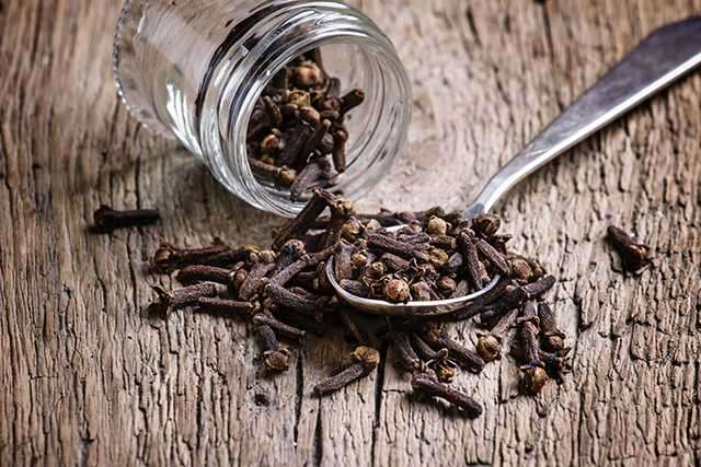 Clove for skin care