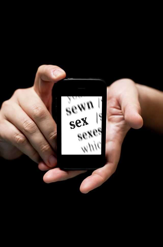 Is your partner a sex addict?