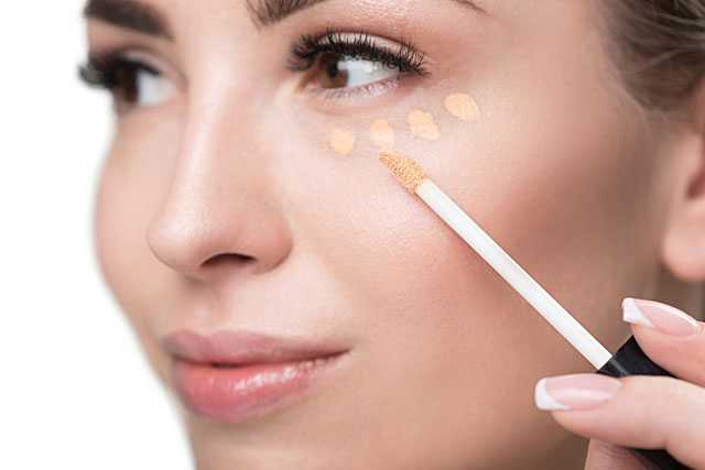 Did you know you could do this with concealer?