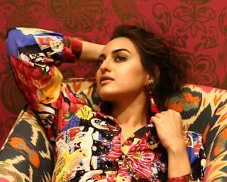 Fun times at Femina's cover shoot with Sonakshi Sinha