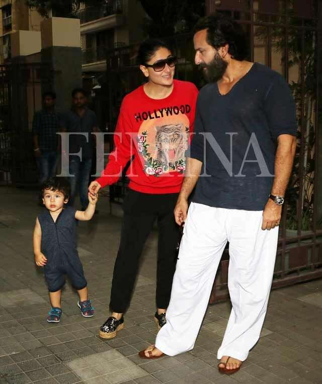 Adorable pictures of Taimur Ali Khan