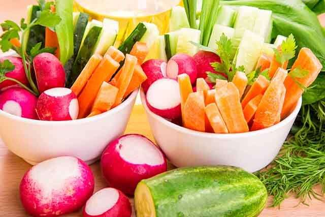 Raw Food is one of Health fads