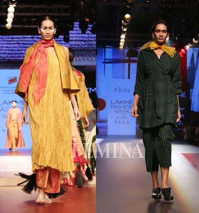 Home Fashion  Trends   Trends Spotted On Day 2 Of Lakmé Fashion Week Trends spotted on Day 2 of Lakmé Fashion Week