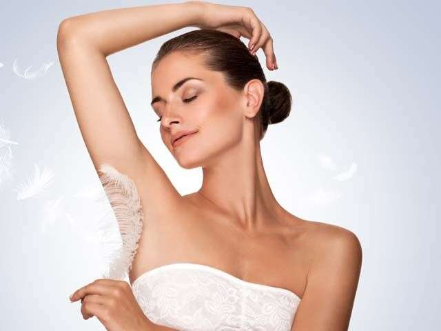 look beautiful after body hair removal