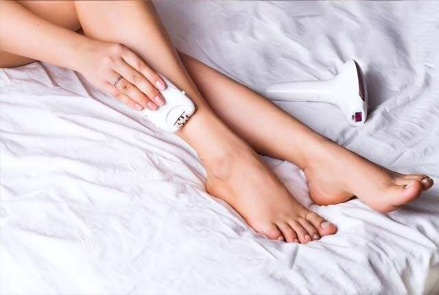Epilation devices techniques for body hair removal