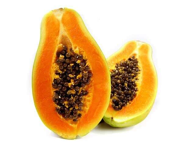 Papayas are Healthy for Breakfast
