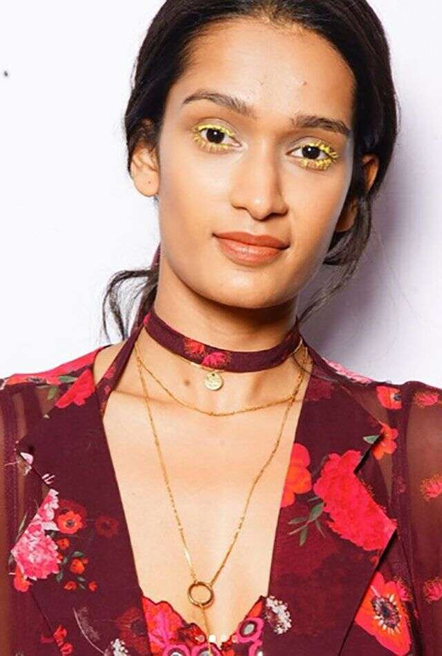 Beauty trends from LFW 2018