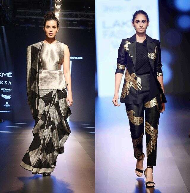 Trends from Lakmé Fashion Week Day 1