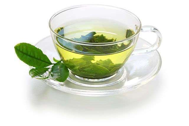 Drink Green Tea to reduce lethargy