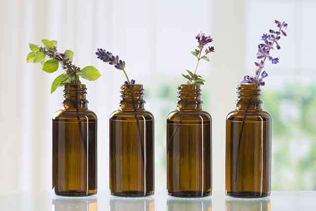 Use essential oils to reduce lethargy