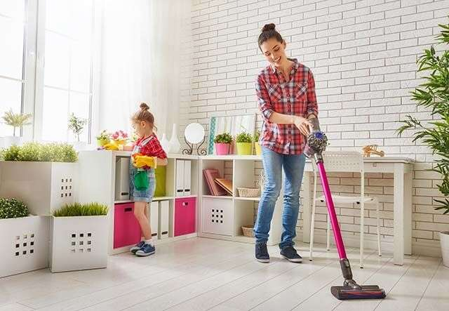 Cleaning the house will increase sedentary lifestyle