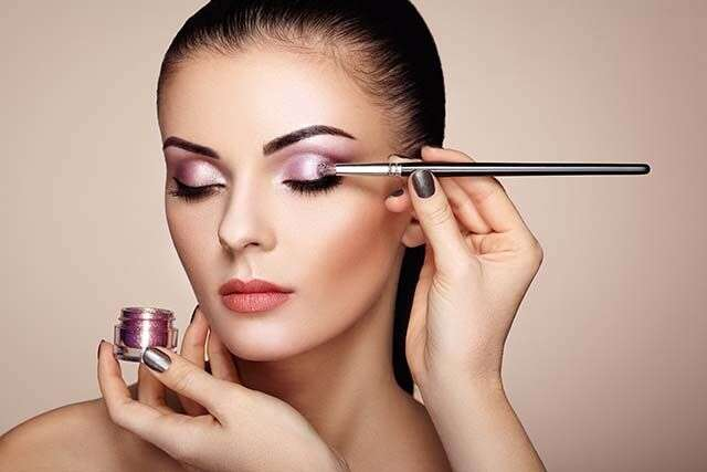 Beauty Makeover for eyes