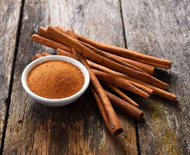 Chew on some cinnamom to reduce lethargy